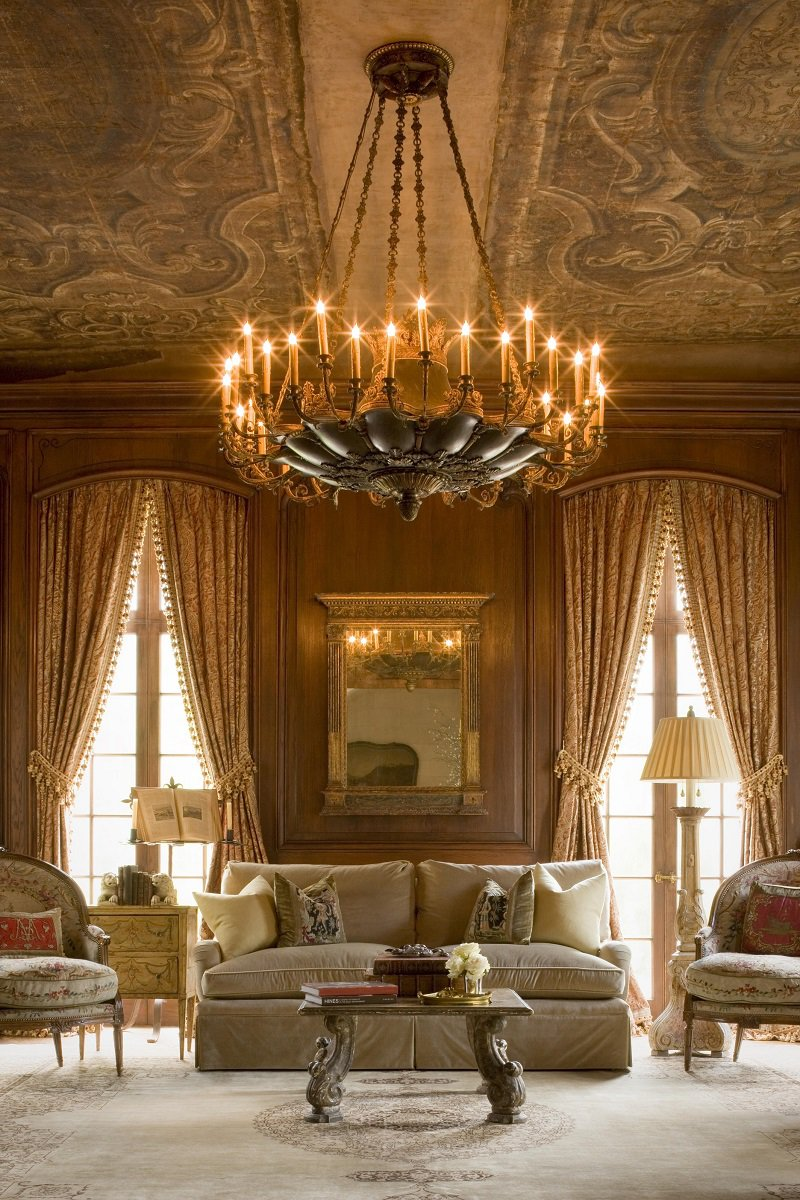 French Chateau In Texas By Kara Childress Dk Decor