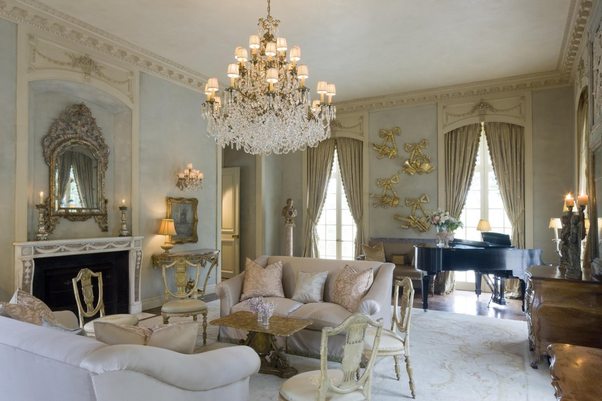 French Chateau in Texas Kara Childress Dk Decor : french chateau kara childress music room 1 from dk-decor.com size 1200 x 800 jpeg 163kB
