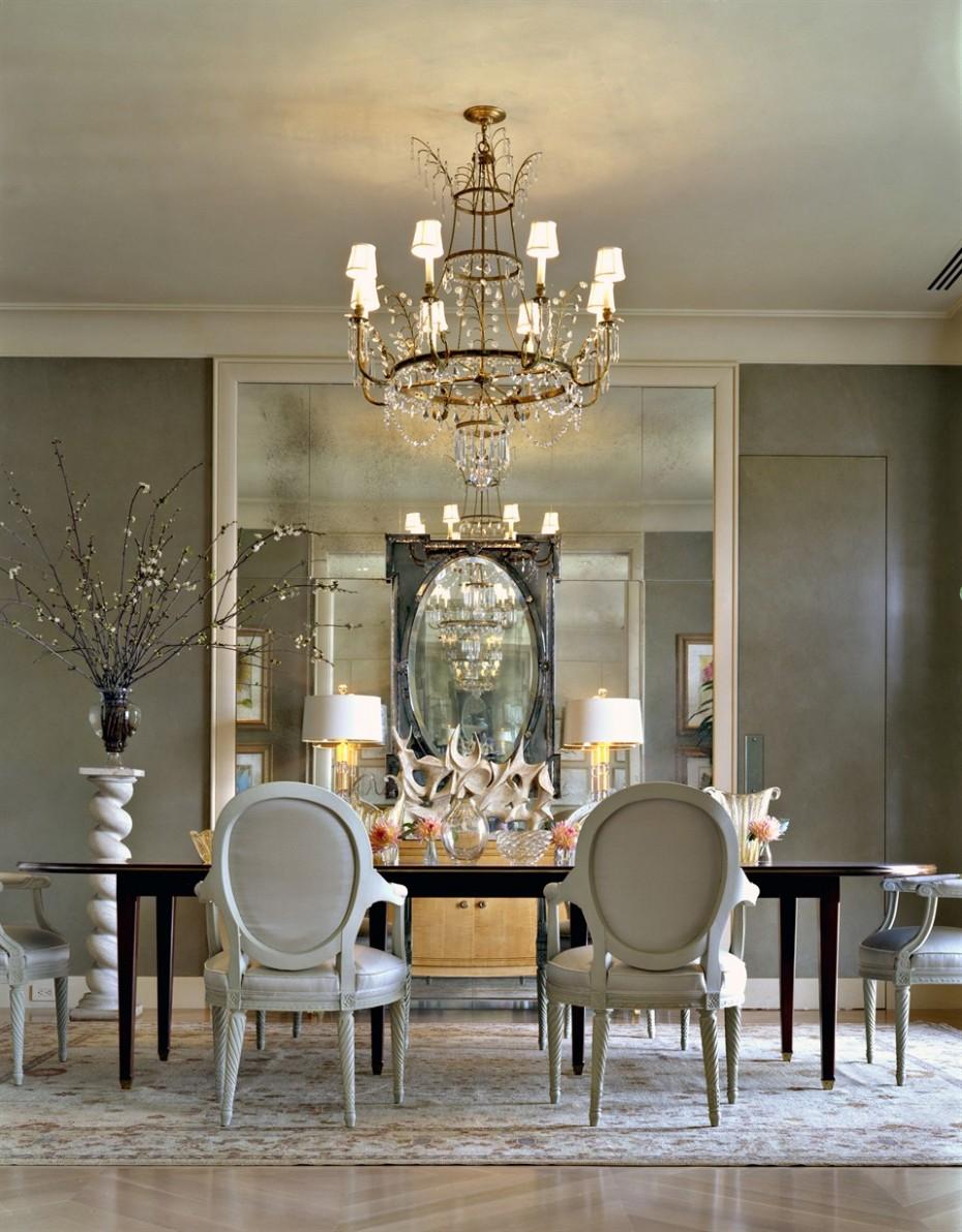 20 Outstanding Designer Dining Rooms - Dk Decor