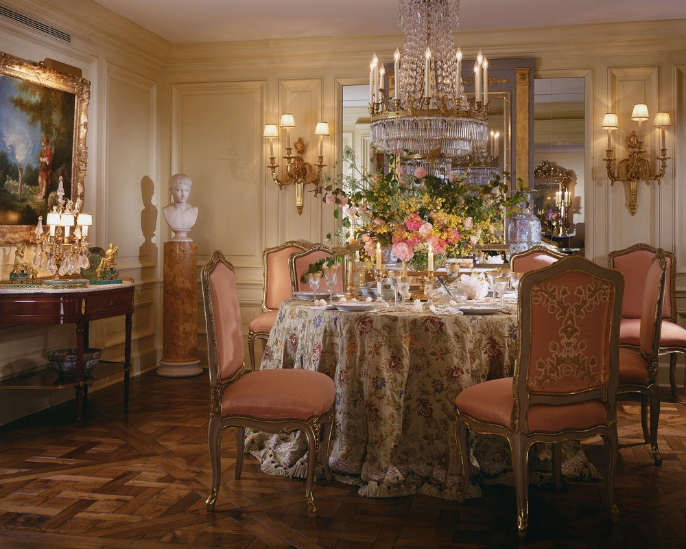 20 outstanding designer dining rooms dk decor for Dining room interior