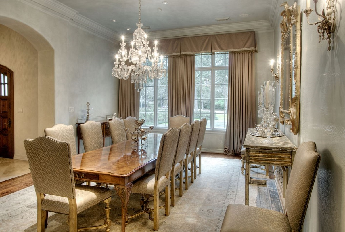 20 Outstanding Designer Dining Rooms - Dk Decor