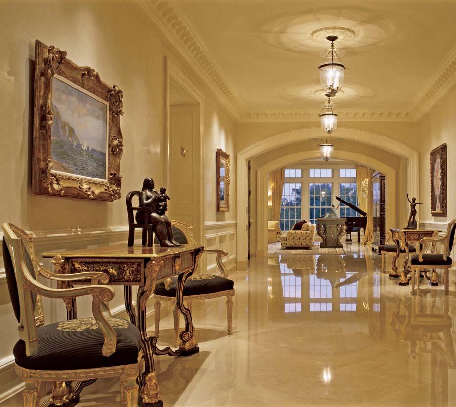 Entrance Hall Or Foyer : Grand entrances designer foyers dk decor
