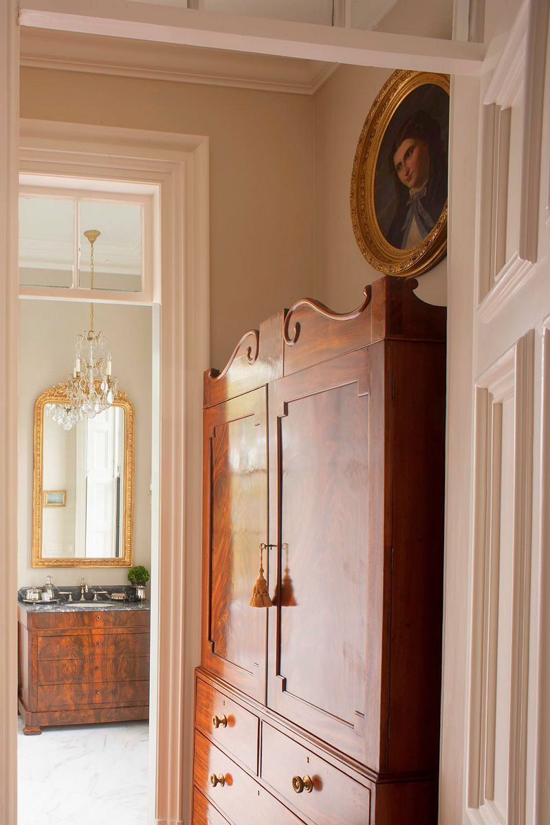 Southern Classic Mansion Historic Charleston Dk Decor