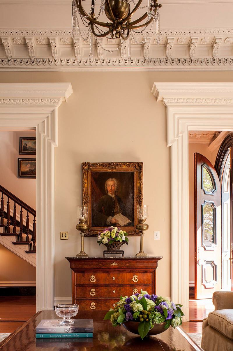 southern classic mansion historic charleston dk decor