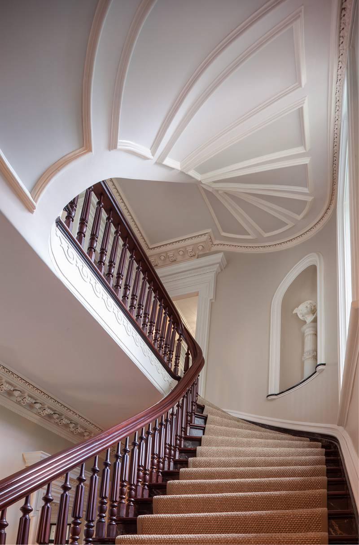 Classic Stairs Design Arbutus Luxury