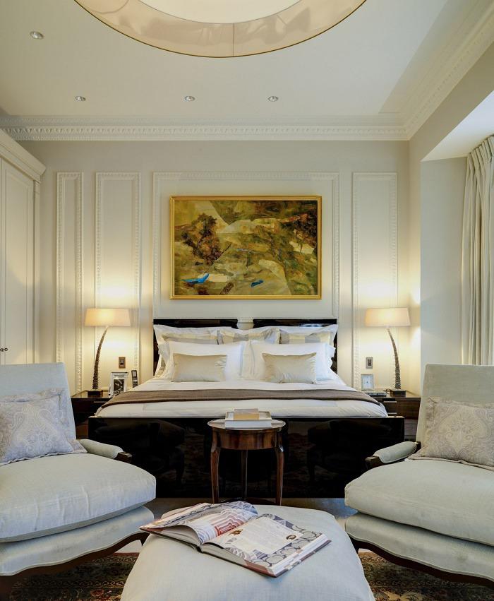 Classic Mayfair Penthouse Oro Bianco Dk Decor