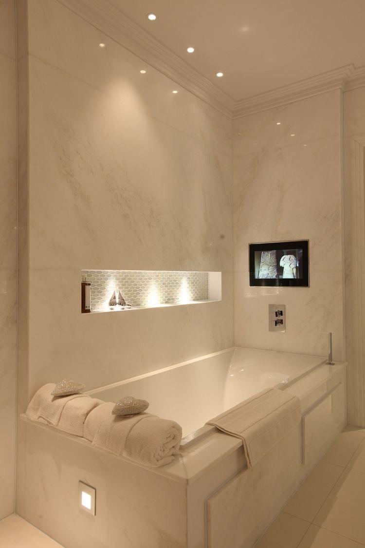 Modern luxury bathrooms dk decor for Luxury baths