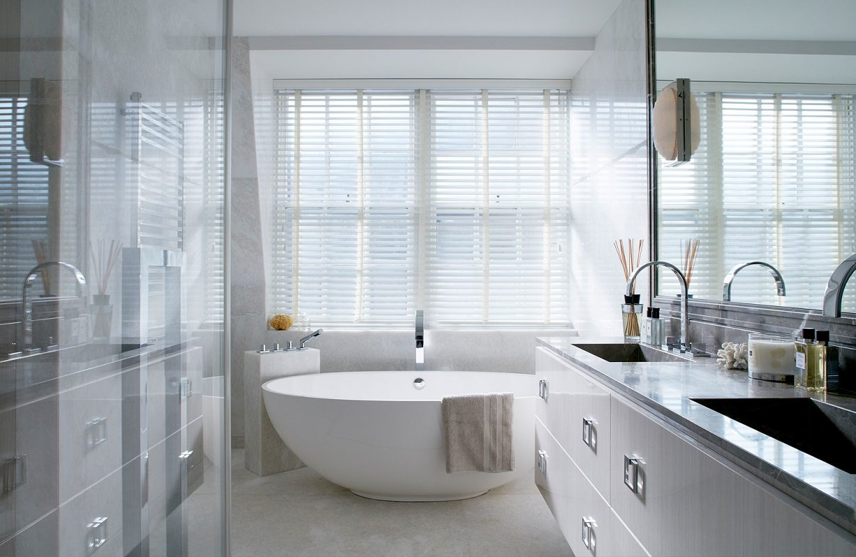 Luxury Bathrooms Photo Gallery: Modern Luxury Bathrooms