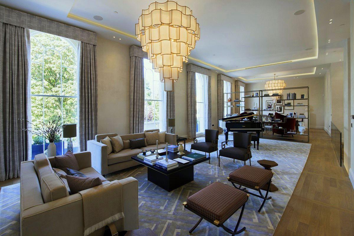 Park Crescent Luxury Homes Dk Decor