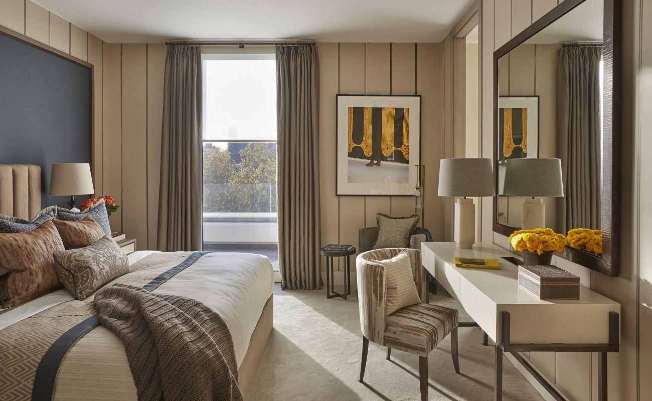 Bedroom Bedside Design