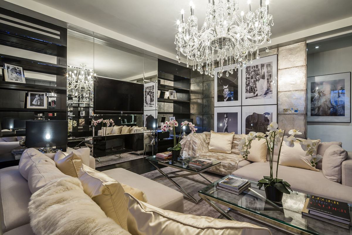 Alexander Mcqueen Penthouse Style Homage Dk Decor
