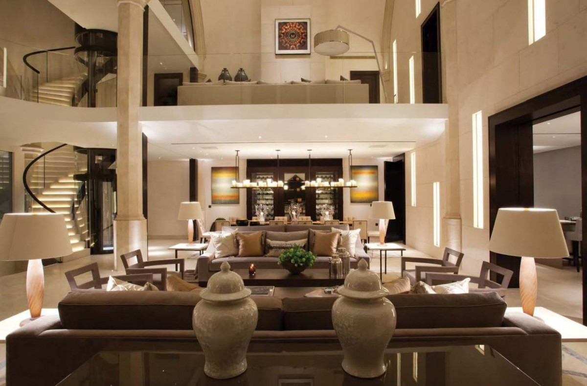 stunning award winning living room interiors | Beautiful Interiors: Best of 2016 | DK-decor