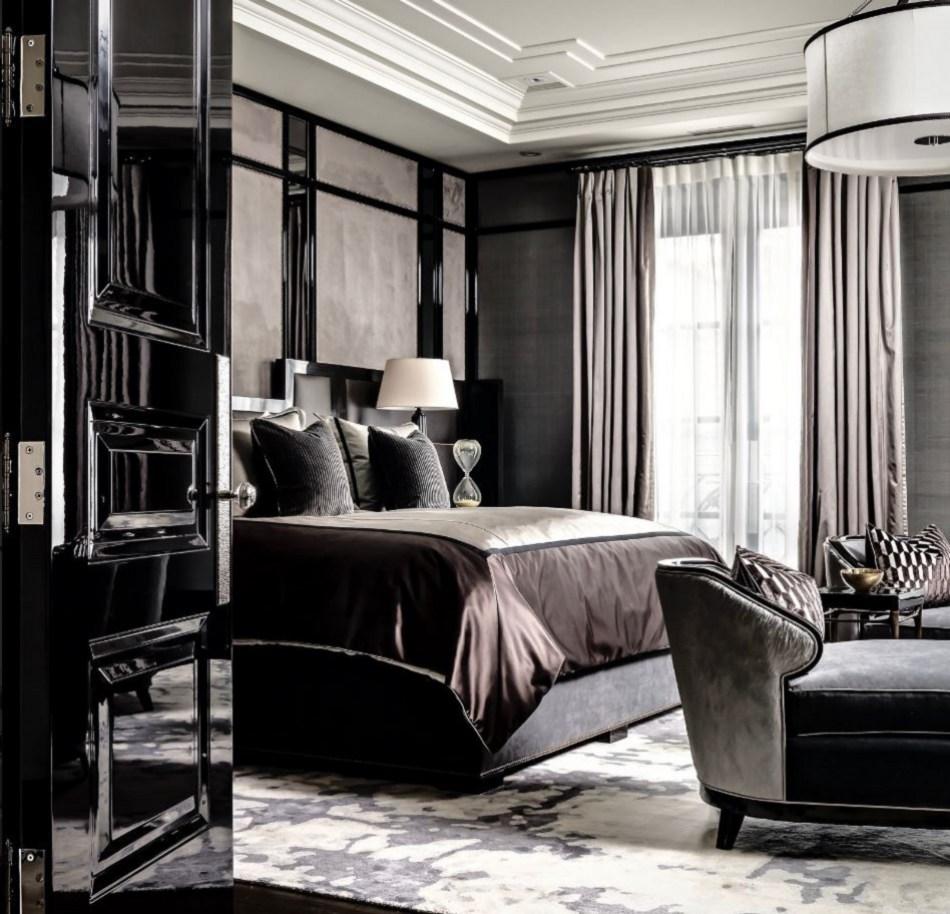 Designer Luxury Bedroom: Iconic Luxury Design: Ferris Rafauli