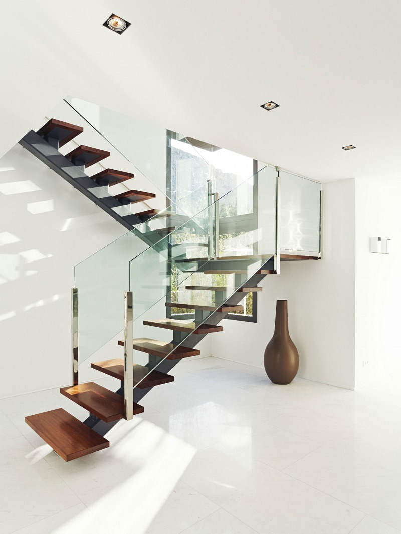 contemporary design eric kuster staircase
