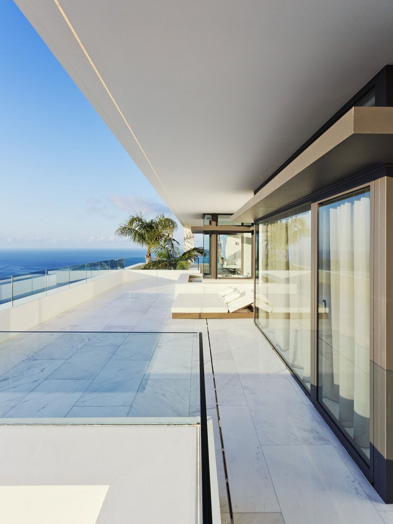 contemporary design eric kuster terrace water view