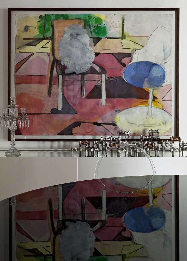 diego-revollo-stylist-apartment-dining-room-painting