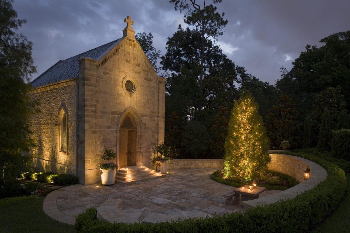 french chateau kara childress chapel