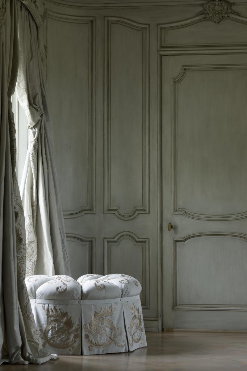 french chateau kara childress sitting area