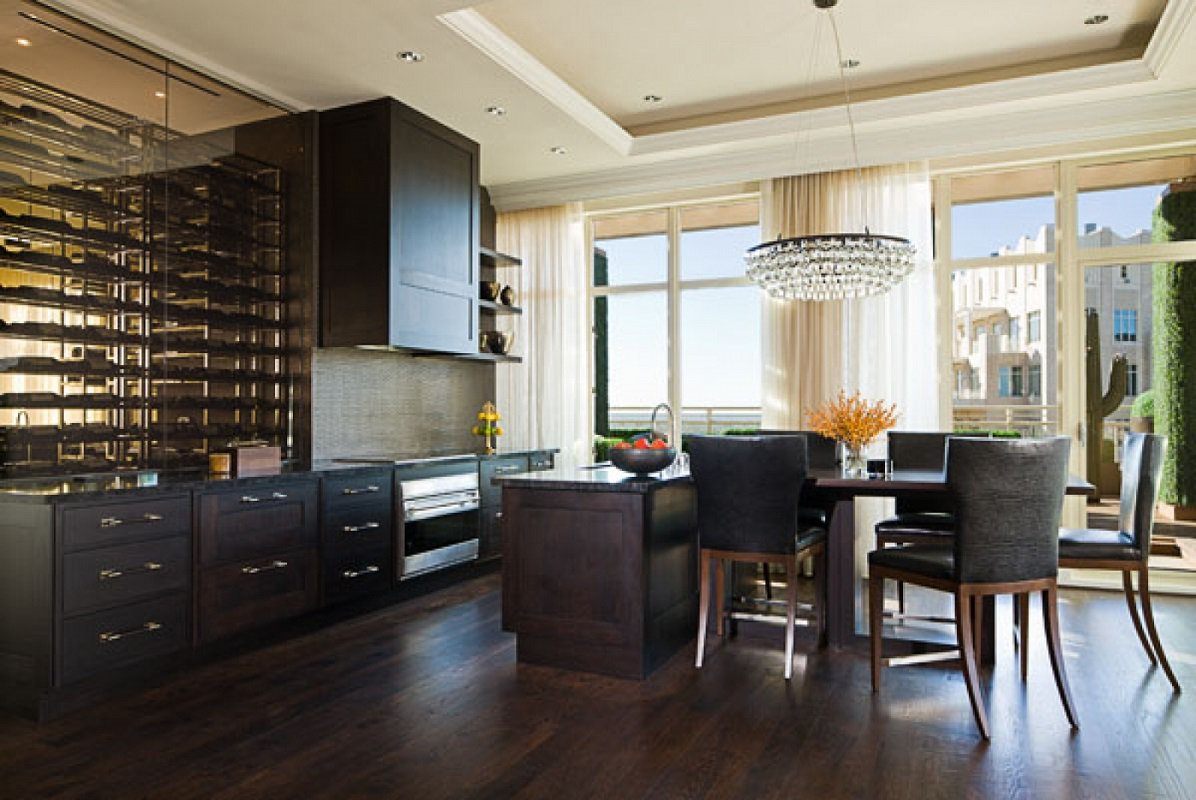 sojo ritz carlton luxury penthouse kitchen