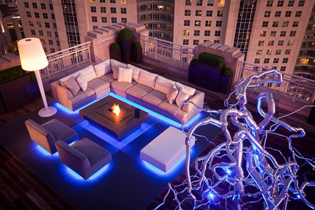 Sojo Ritz Carlton luxury penthouse terrace