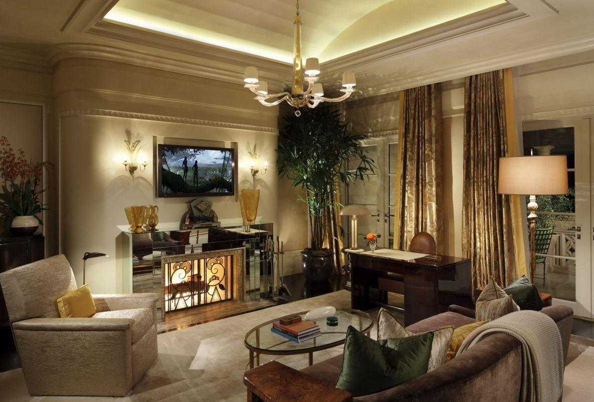 deco villa master sitting room Joan Behnke