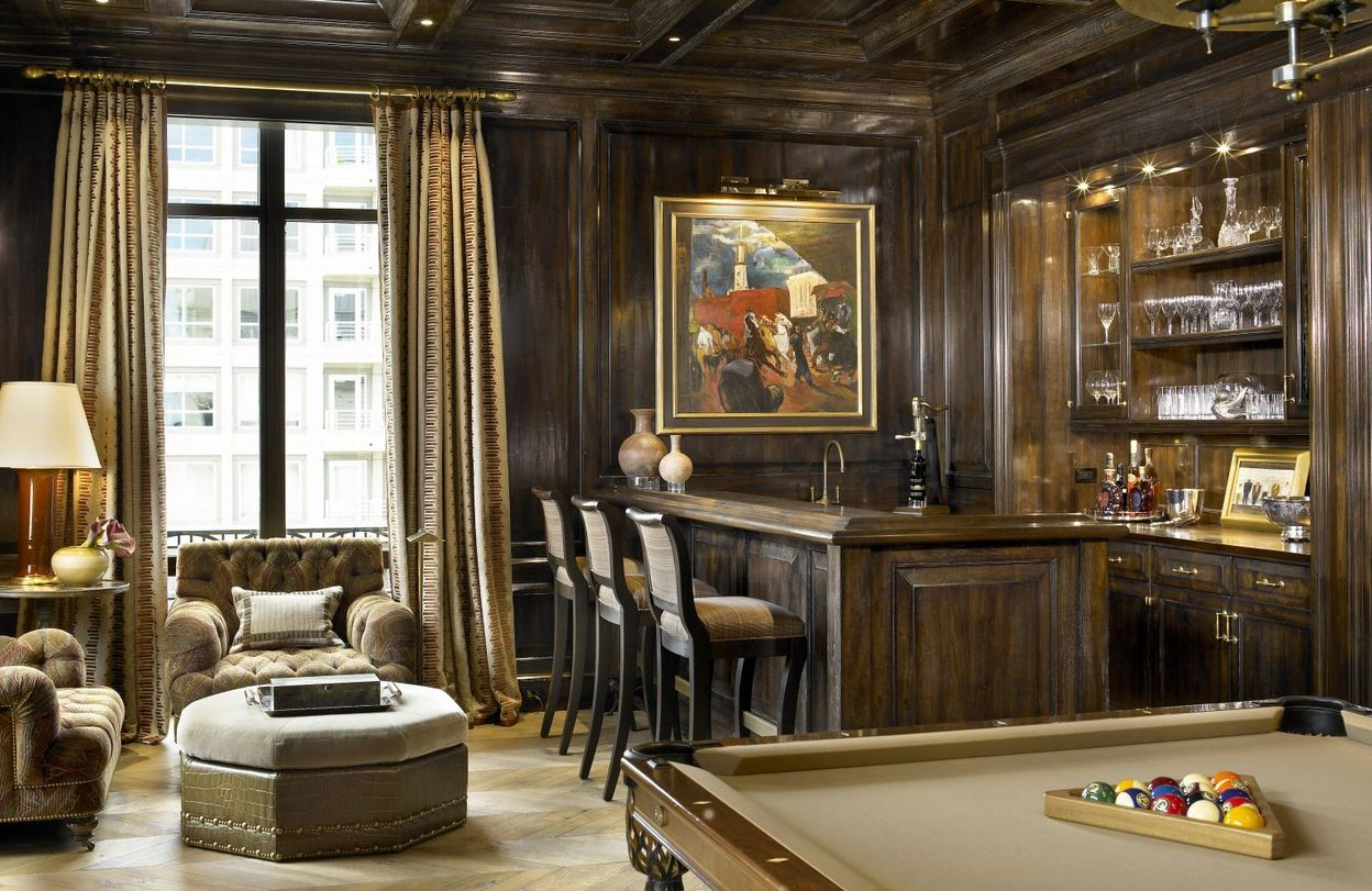 penthouse billard