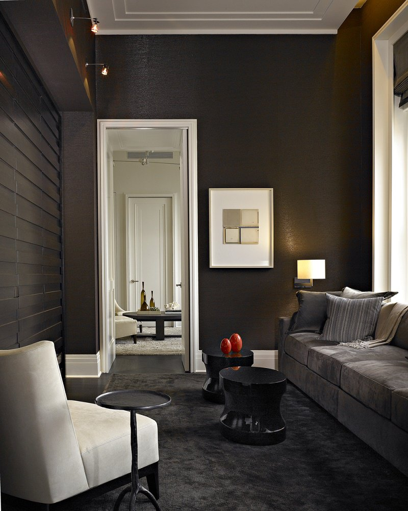 Kadlec Modern Deco family room