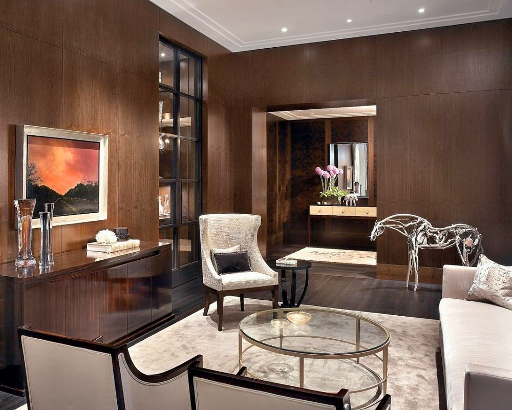 Modern deco interior design design chicago dk decor