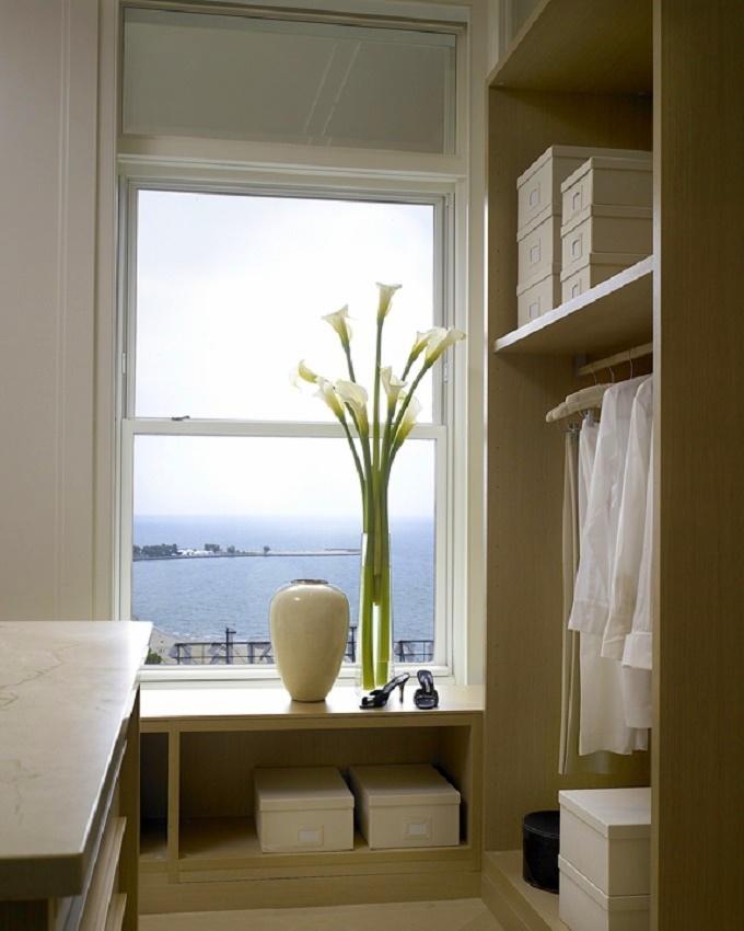 kadlec modern deco master closet