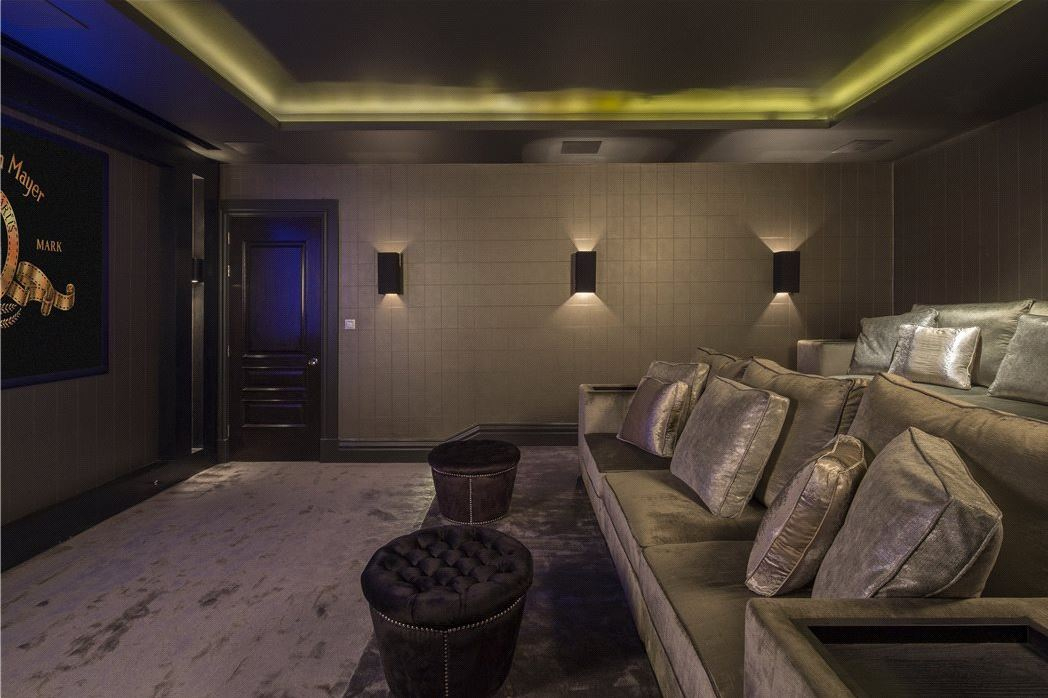furze-croft-home-theater