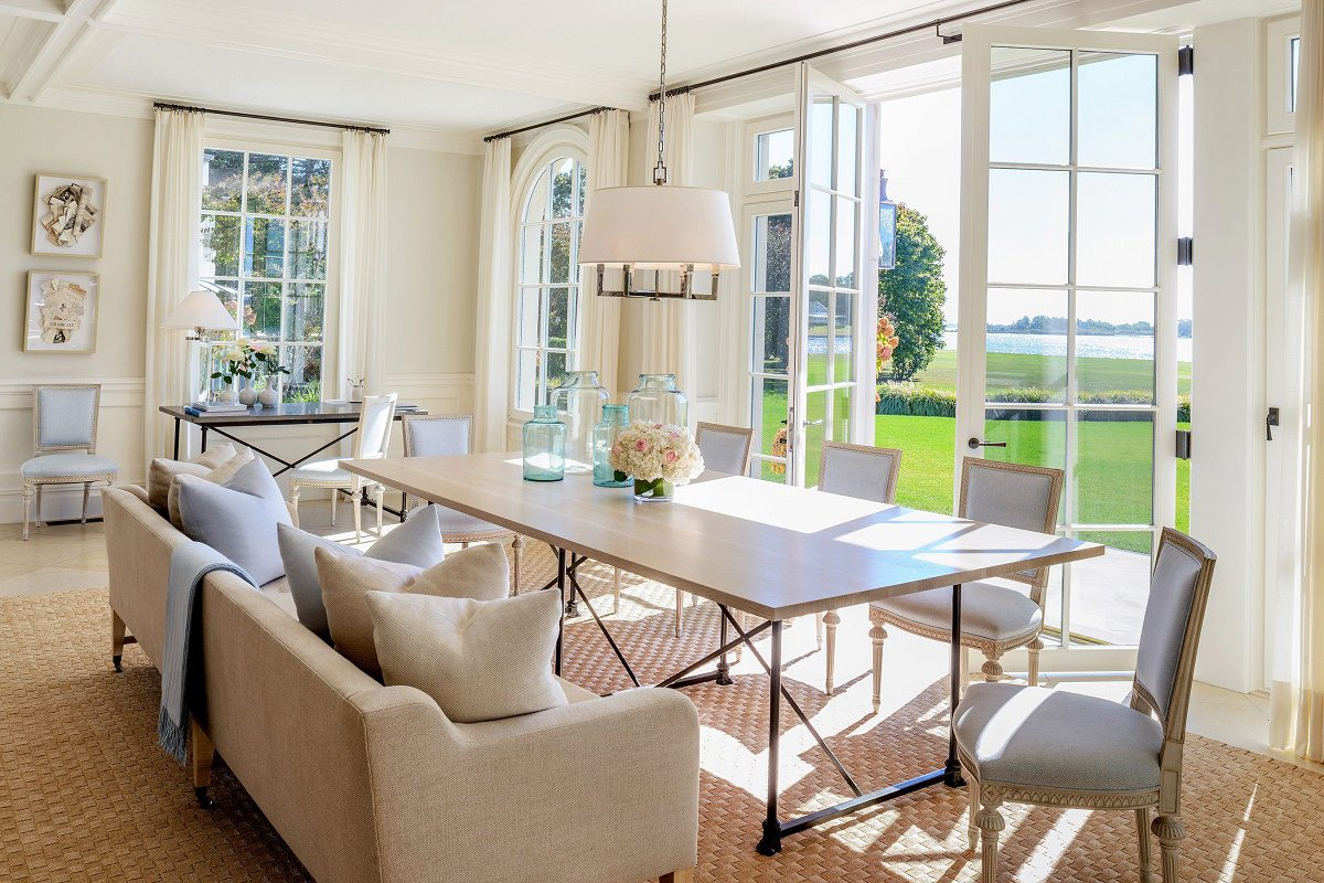 Landmark Hamptons Estate Villa Maria Dk Decor