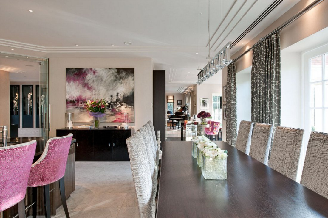 Hollywood Inspired Interiors: St George\'s Hill