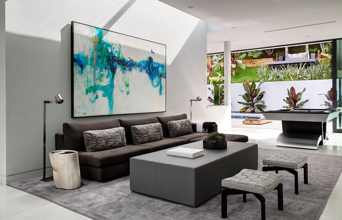Modern La Residence Minimalist Interior Design Dk Decor
