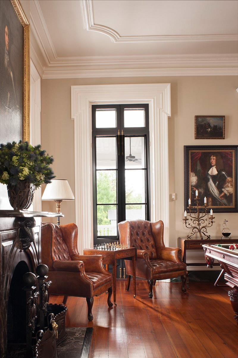 Charleston-classic-design-billiards-room