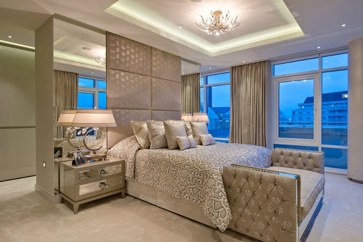 British Bedrooms By Hill House Interiors 3