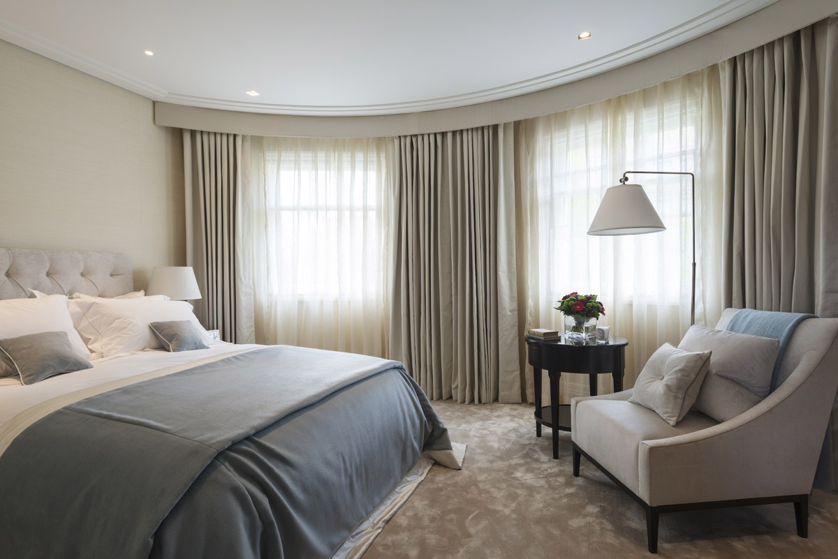 Knightsbridge townhouse reinvention dk decor for 2 bedroom townhouse designs