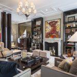 Knightsbridge Townhouse Living Room