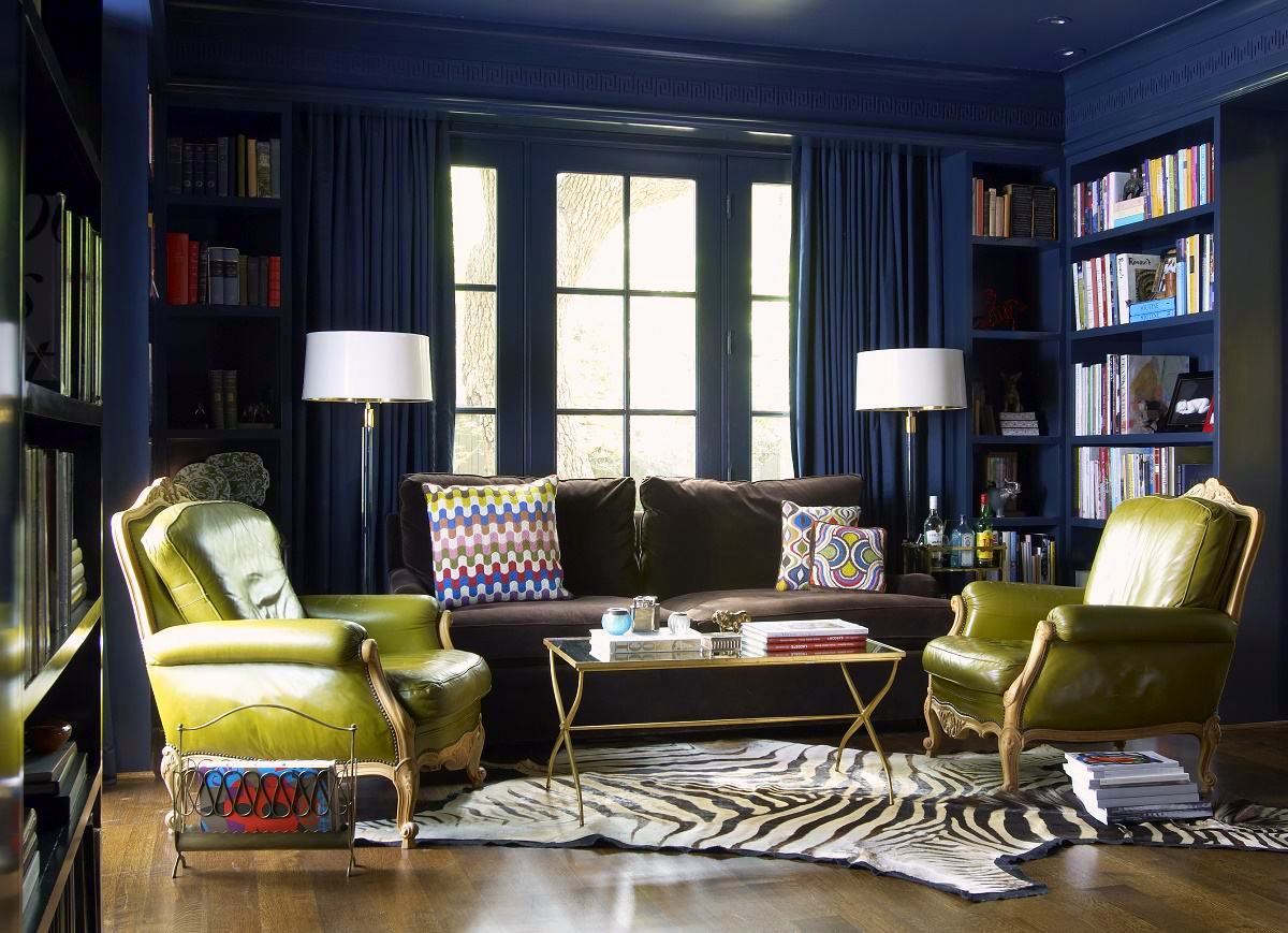 Sophisticated design library by Jan Showers