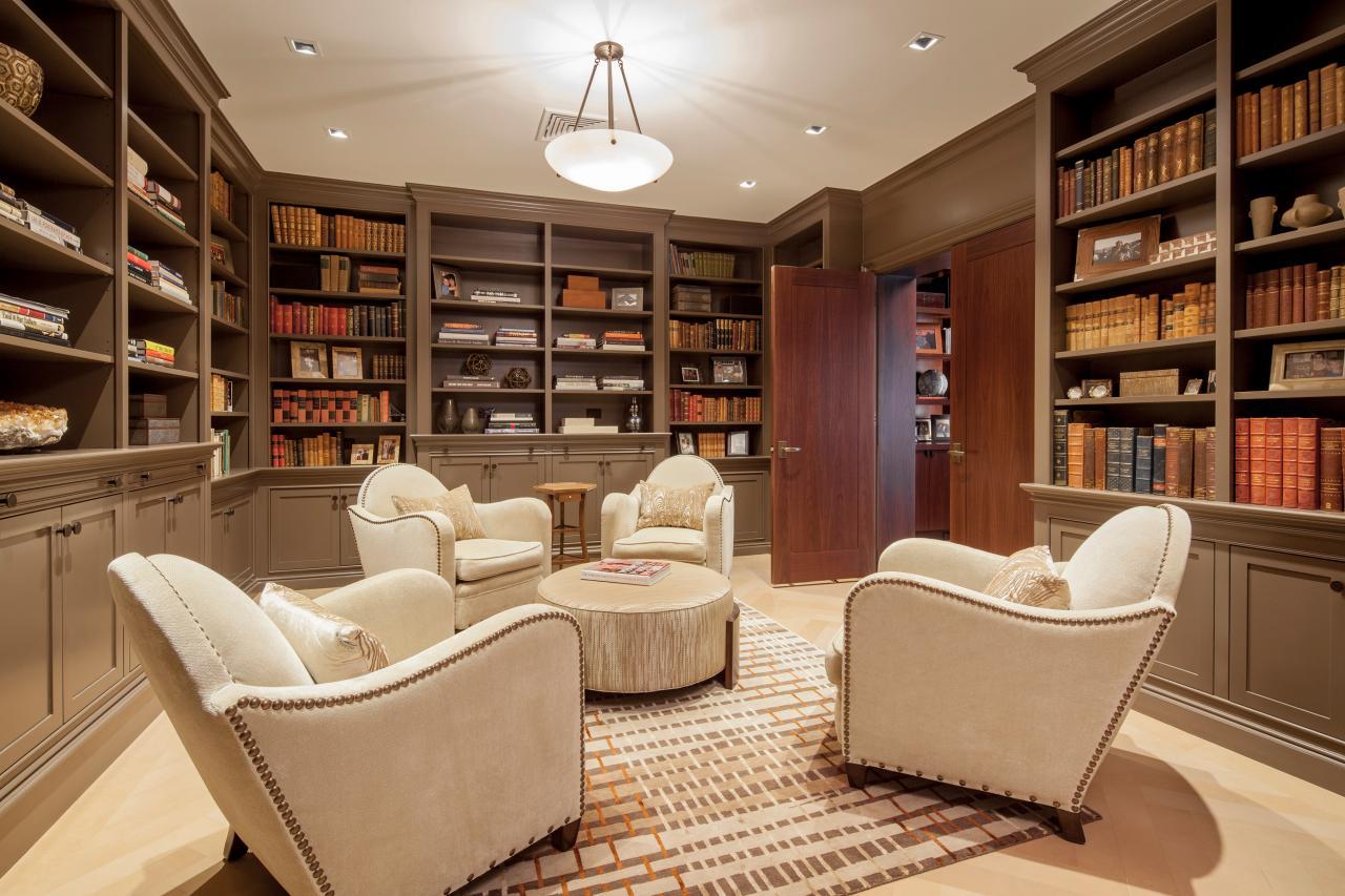library by Slifer design