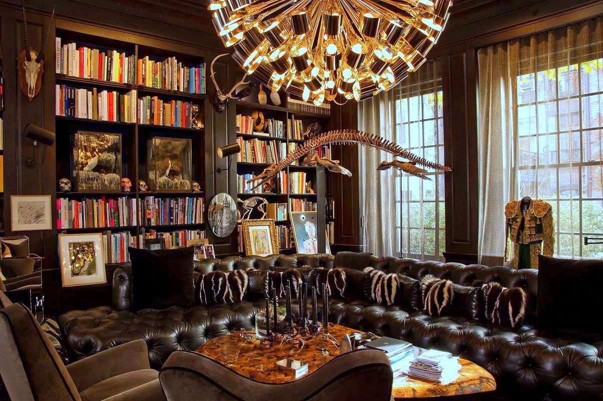 samantha boardmen's home library