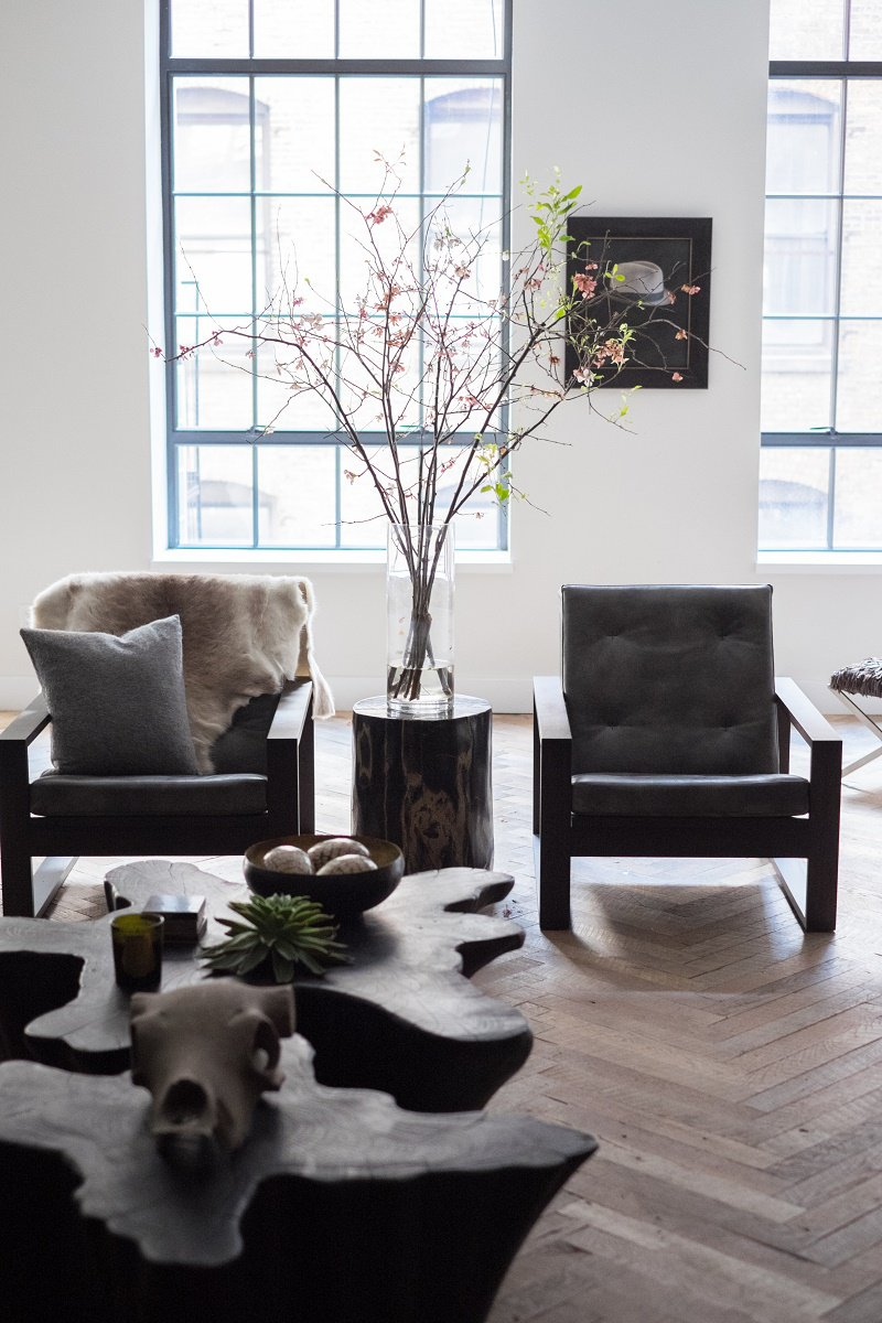 Noho loft-jenny wolf-living room-arm chairs