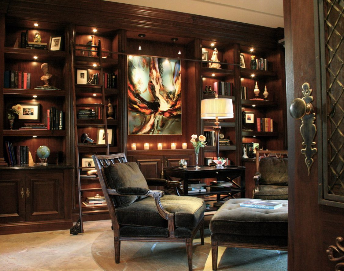 traditional design library by Robeson design