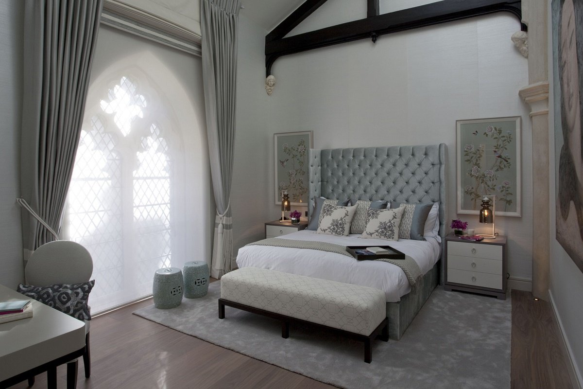 St Saviours-guest bedroom