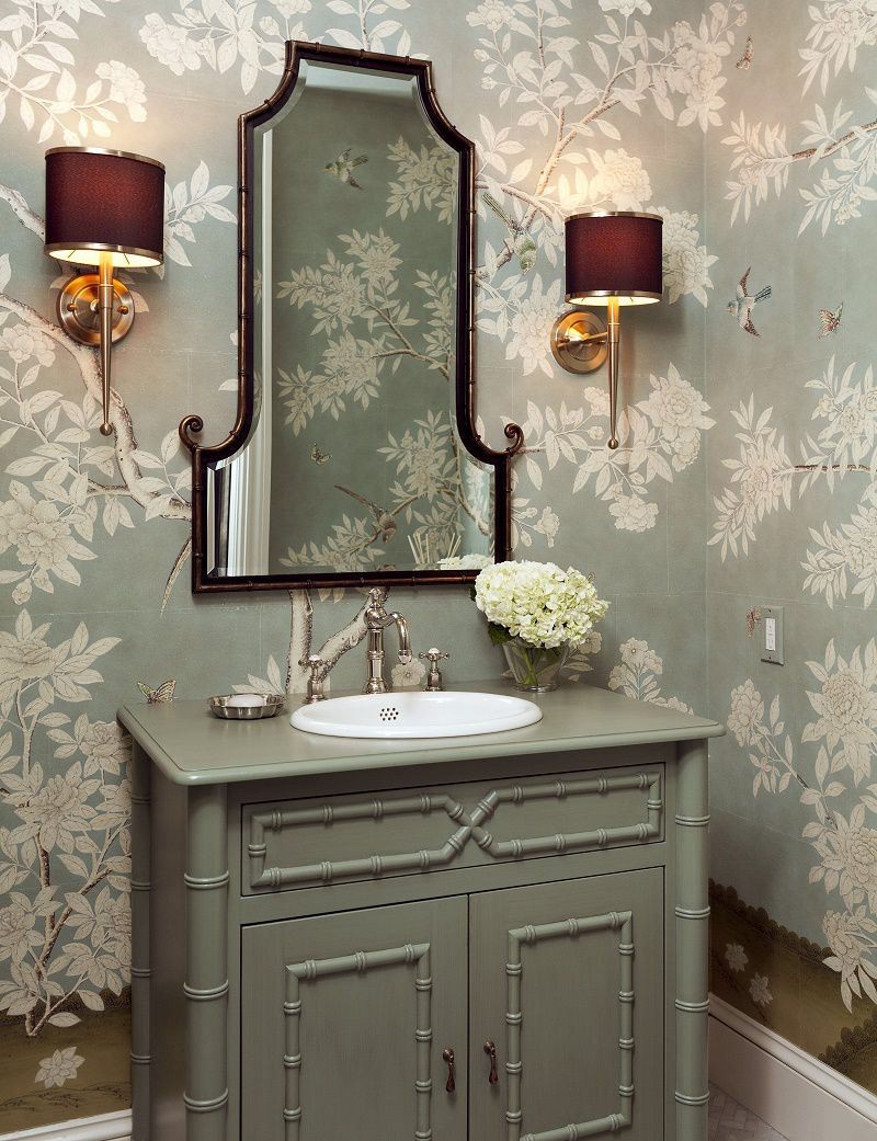 Jenny Wolf Mercantile residence powder room