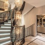 Belgravia Mews Entry Staircase