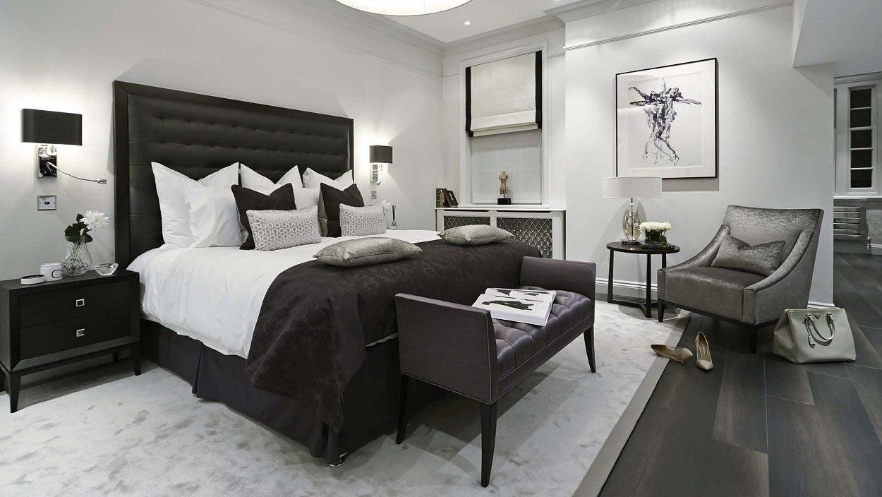 boscolo contemporary luxury design ferncroft master bedroom