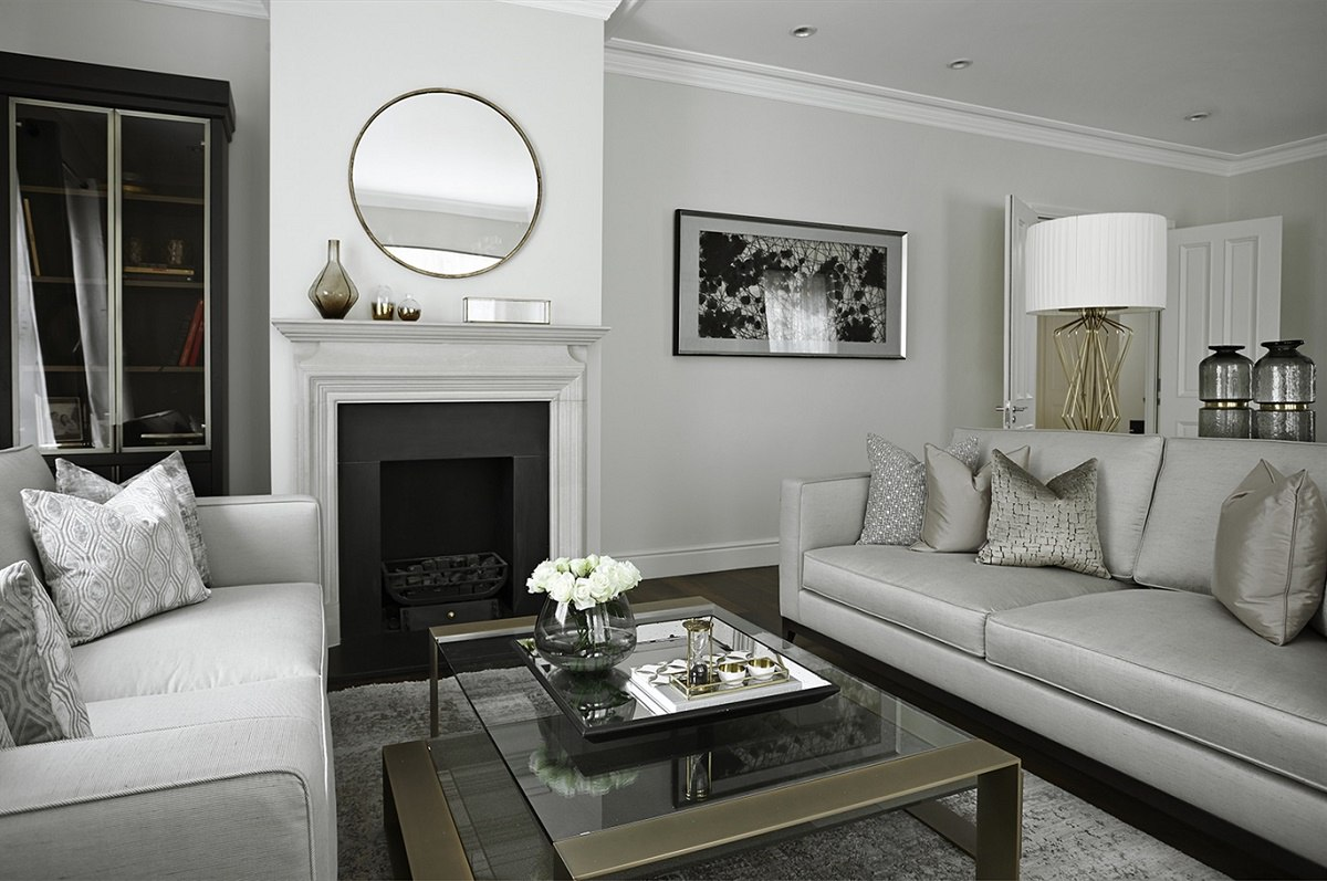Boscolo Contemporary Luxury Design Hampstead Living Room B