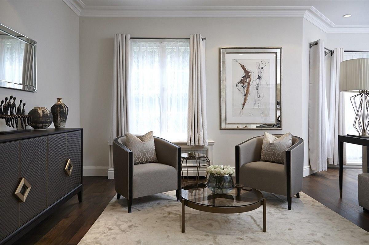 boscolo contemporary luxury design hampstead living room c