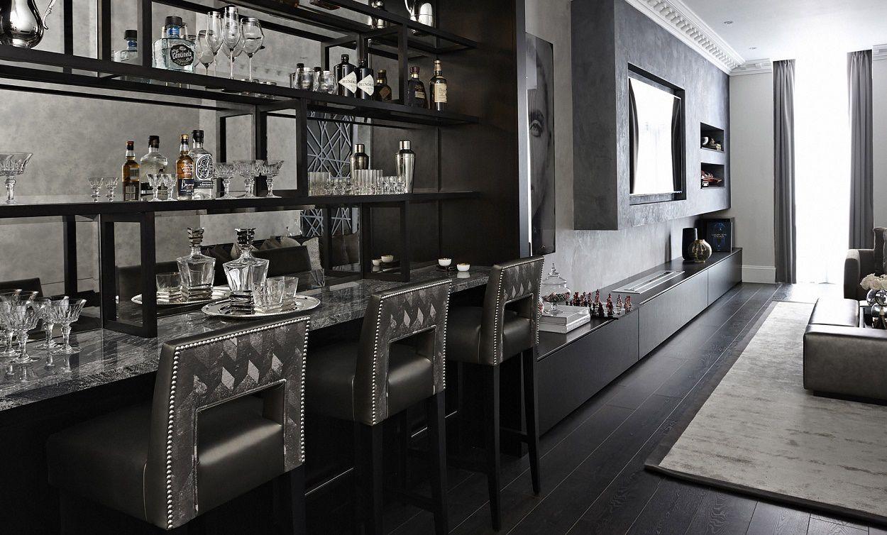 boscolo contemporary luxury design hans road bespoke bar
