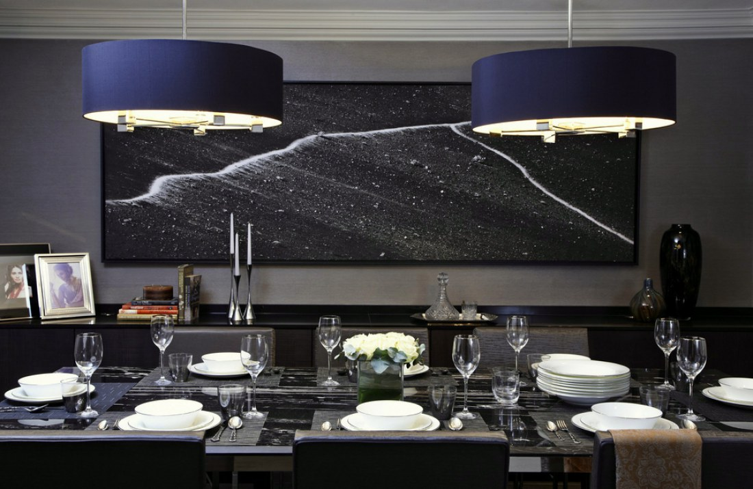 boscolo contemporary luxury design upper park dining room